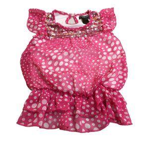 2/$20 One Step Polka Dot Dress